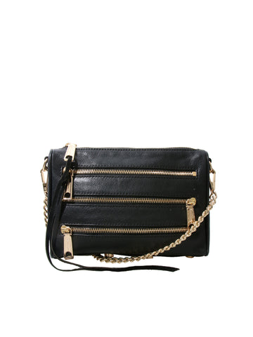 Rebecca Minkoff Zip Cross Body Bag