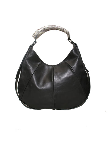 YSL Leather Shoulder Bag