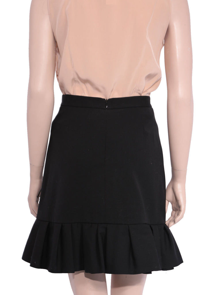 Valentino Bow Accented Skirt