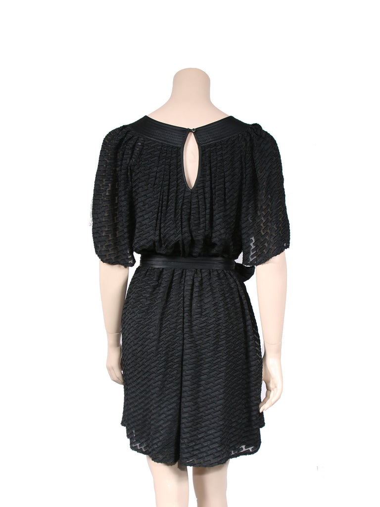 Catherine Malandrino Belted Dress