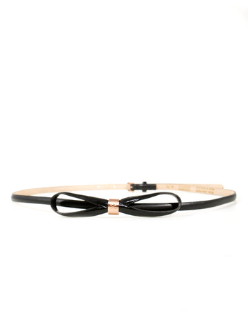 Ted Baker Leather Bow Belt