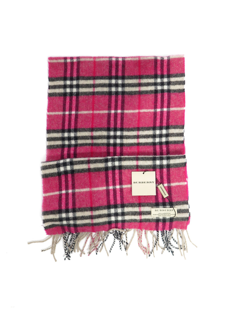 Burberry Wool Scarf