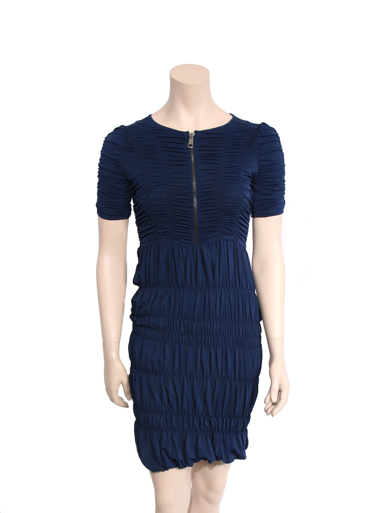 Burberry Ruched Dress