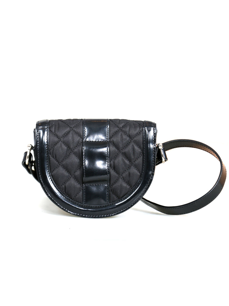Burberry Nylon Quilted Small Cross Body