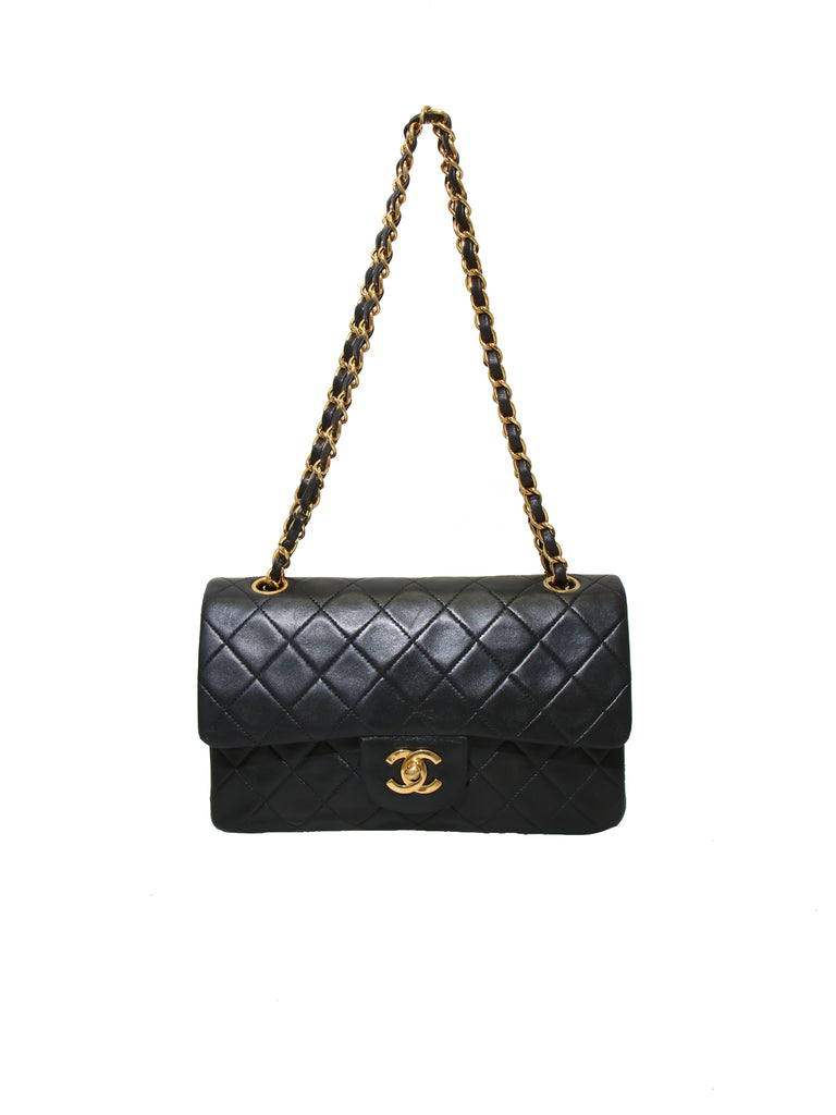 Chanel Vintage Small Classic Flap Bag