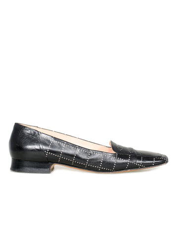 Chanel Perforated Loafers