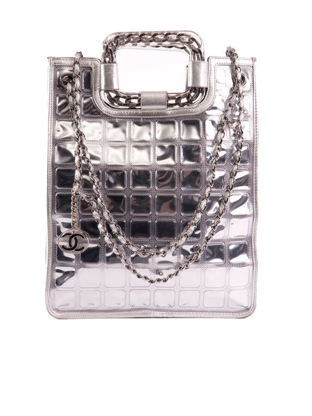 Chanel Ice Cube Shopper