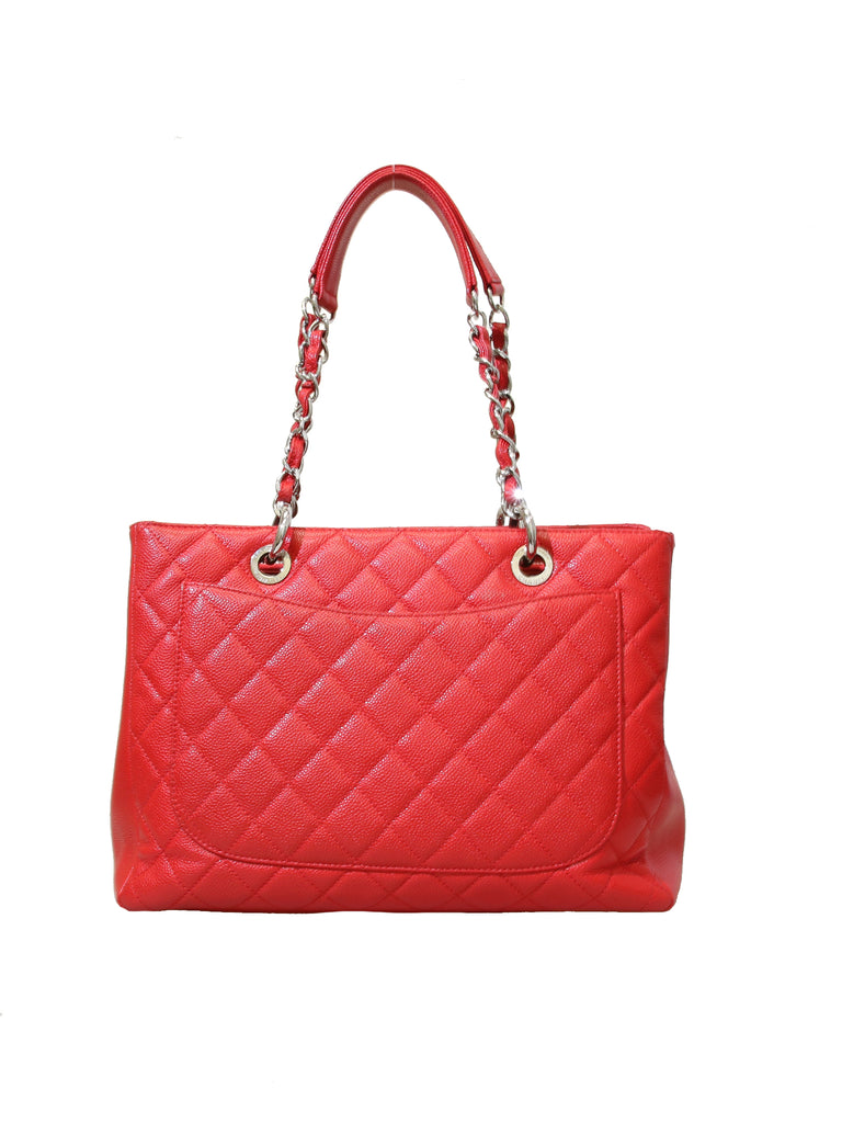 Chanel Caviar GST Grand Shopping Tote