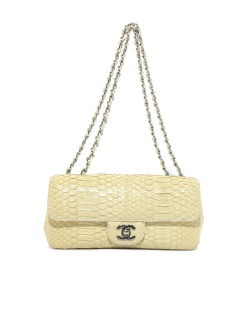 Chanel Snakeskin Flap Bag