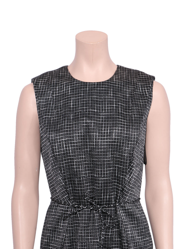 Giorgio Armani Silk Sleeveless Dress