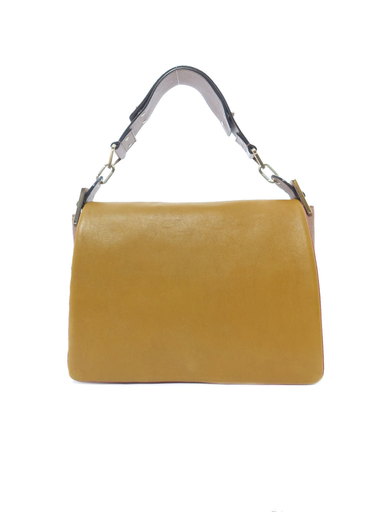 Chloé Leather Shoulder Flap Bag