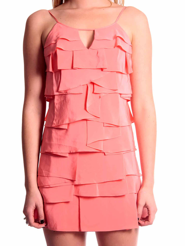BCBG MaxAzria Layered Dress