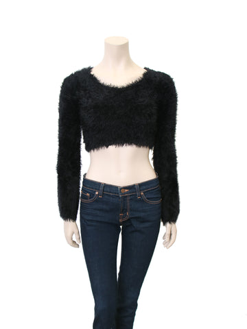 For Love & Lemons Cropped Sweater