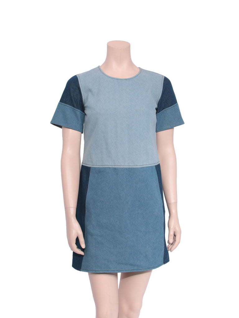 Jonathan Simkhai Denim Dress
