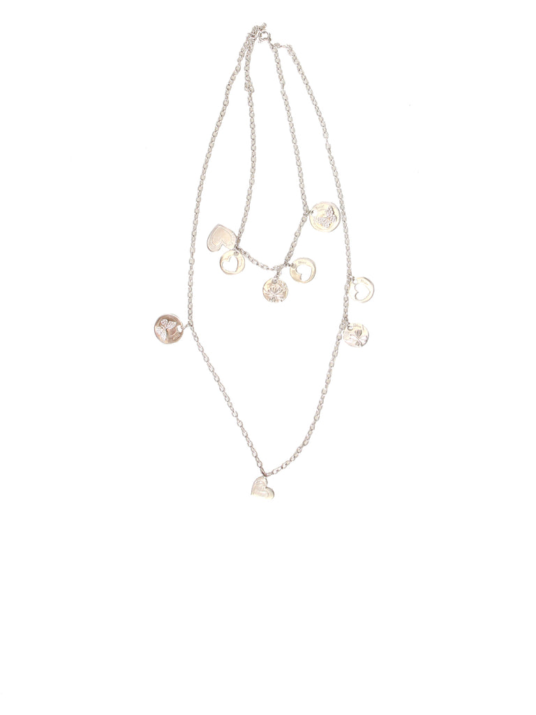 Christian Dior Charm Chain Necklace
