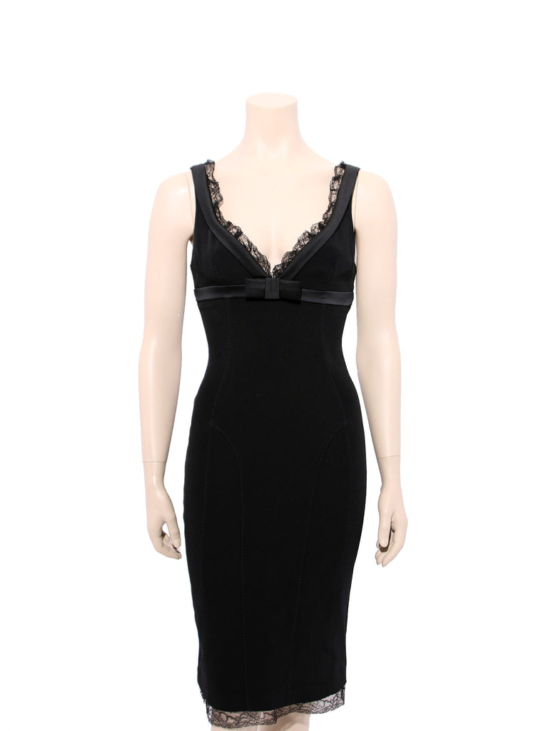 D&G Lace Sheath Dress