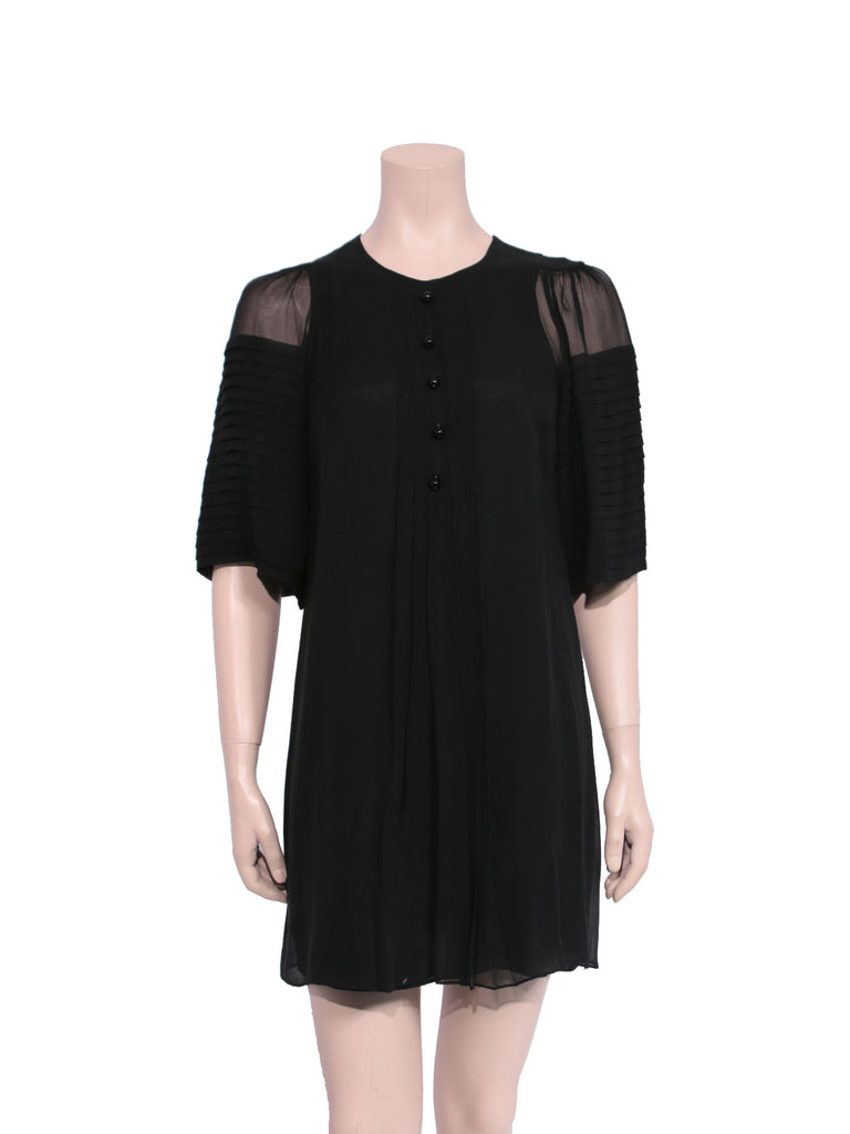 Robert Rodriguez Silk Dress