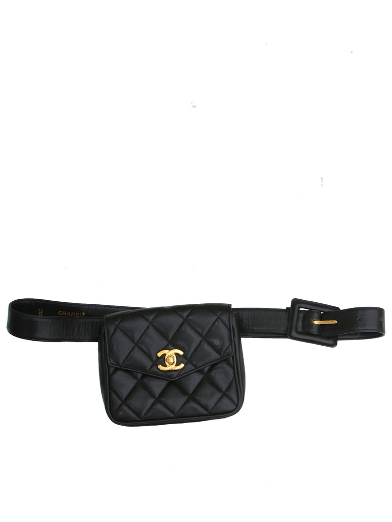 29a921819563 Pre-owned Chanel Vintage Belt Bag – Sabrina's Closet