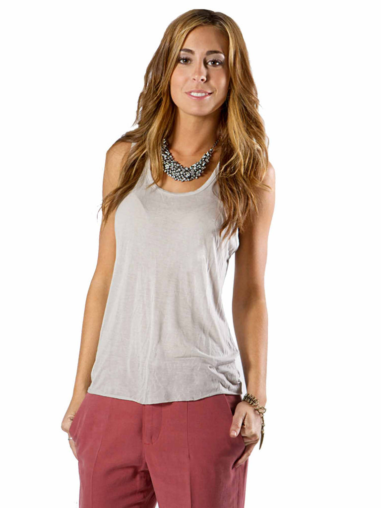 Generation Love NYC Bridgi Lace Metallic Tank