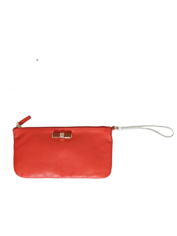 Furla Leather Clutch Bag
