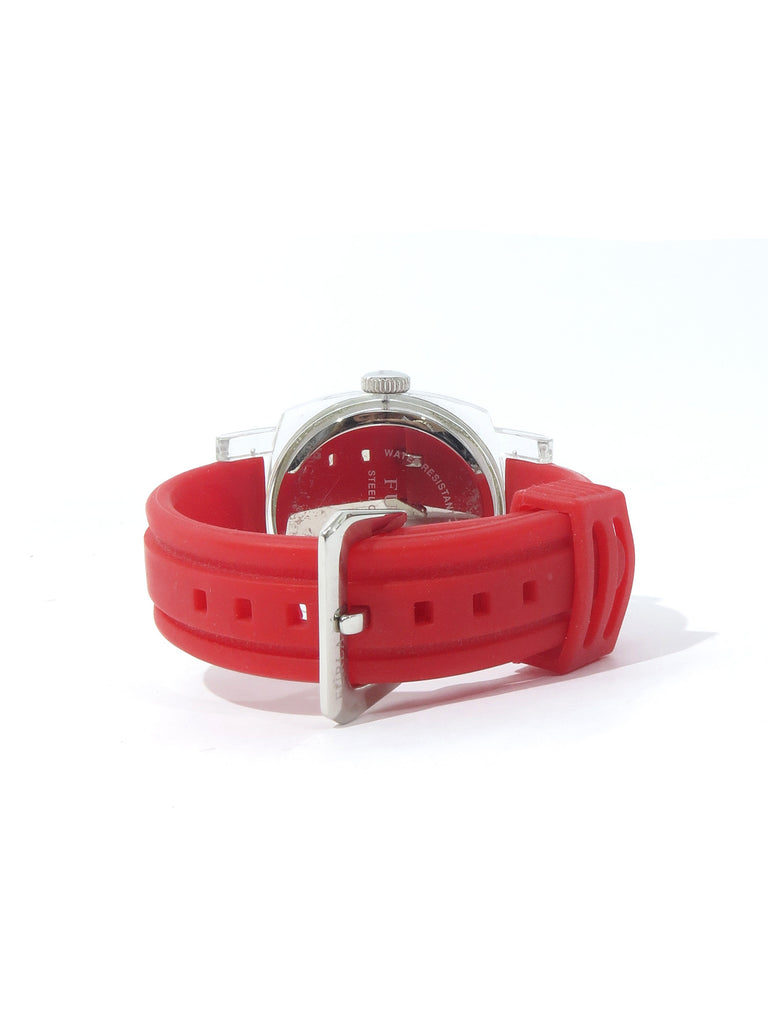 Furla Rubber Watch