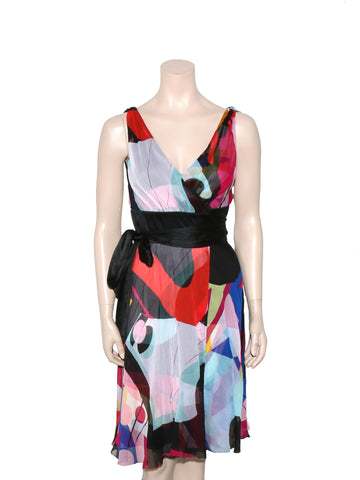 DVF Lorelei Silk Dress