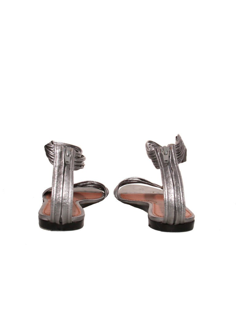 Givenchy Leather Multistrap Sandals