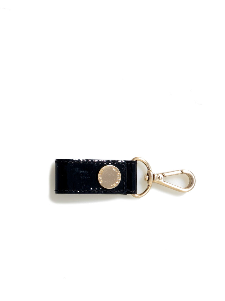 Michael Kors Patent Leather Keychain