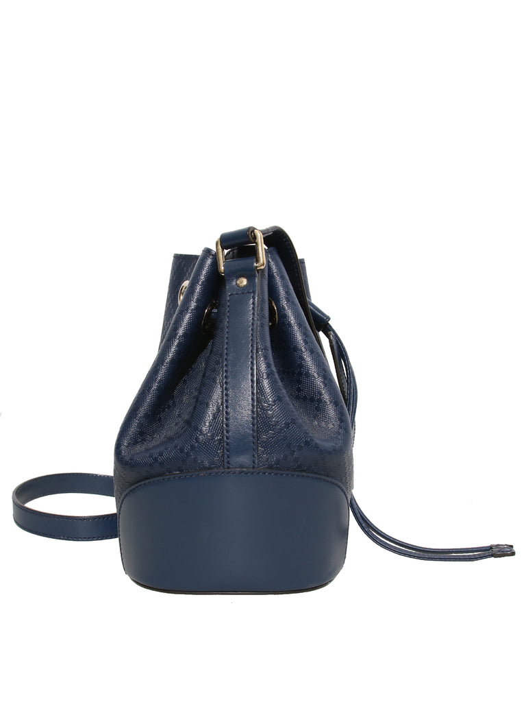 Gucci Bright Diamante Bucket Bag