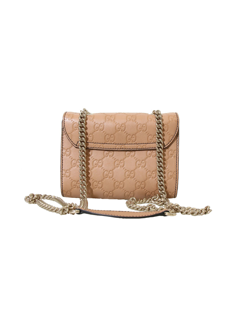 Gucci Guccissima Mini Emily Cross Body Bag
