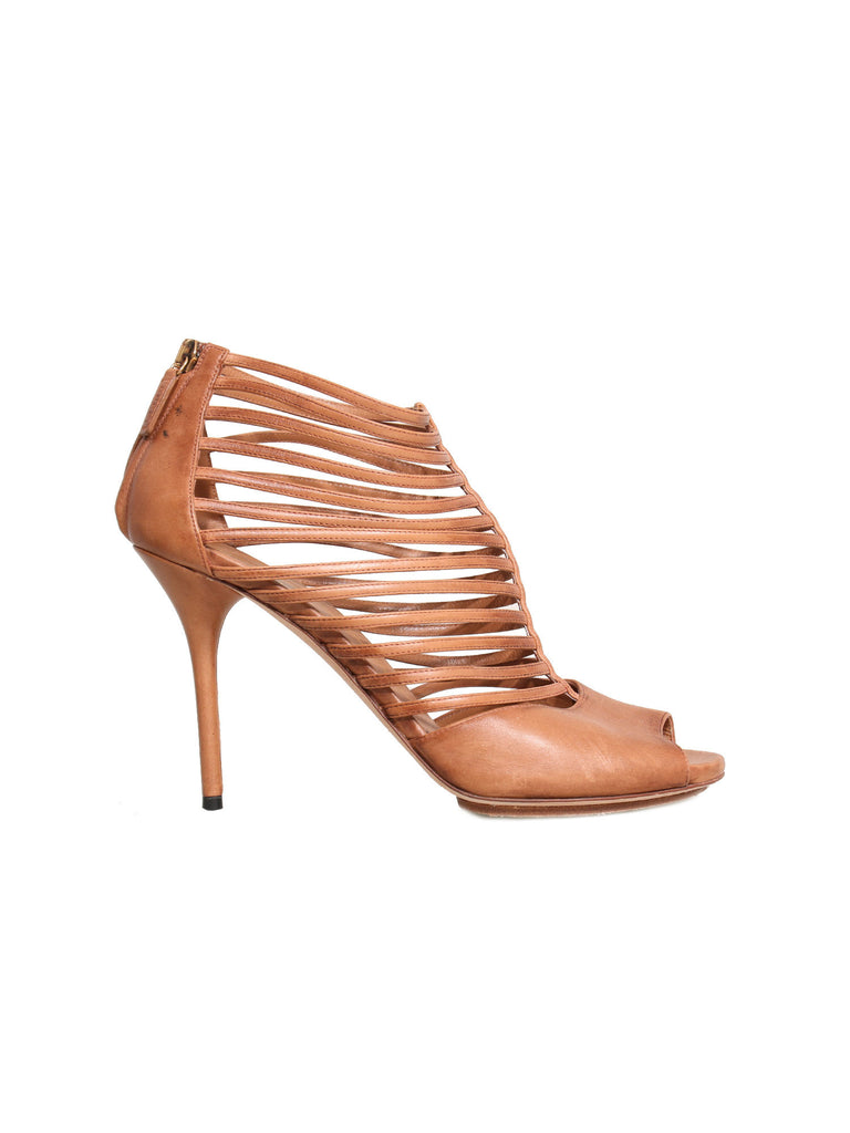 Pre-owned Gucci Strappy Heels – Sabrina