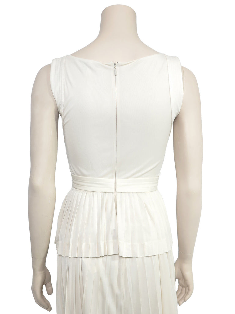 Gucci Pleated Fan Top