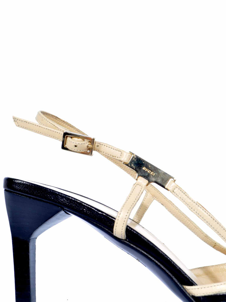 Gucci Slingback Pumps