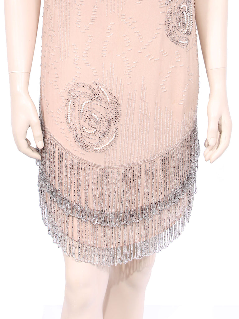 Haute Hippie Beaded Dress