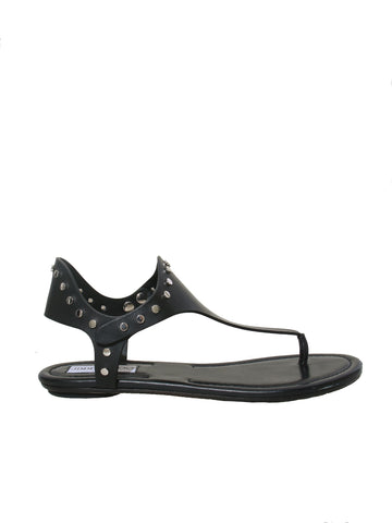 Jimmy Choo Studded Leather Sandals