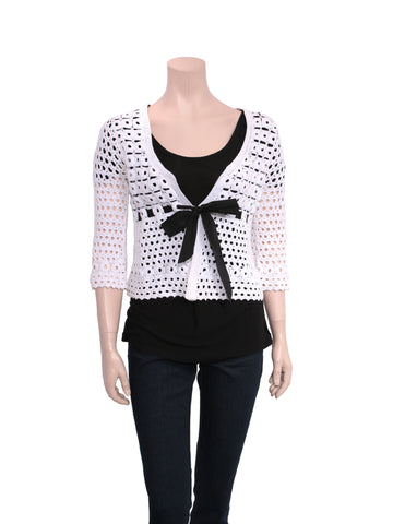 Robert Rodriguez Cotton Cardi