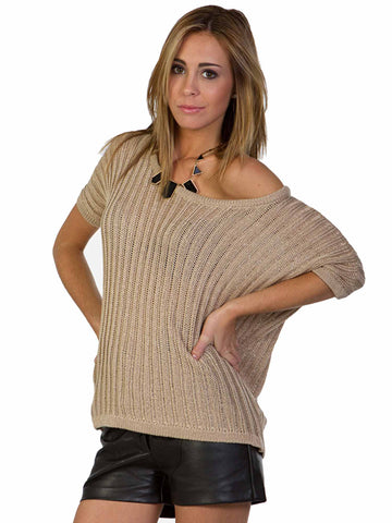 Staple Knit Slouch Jumper