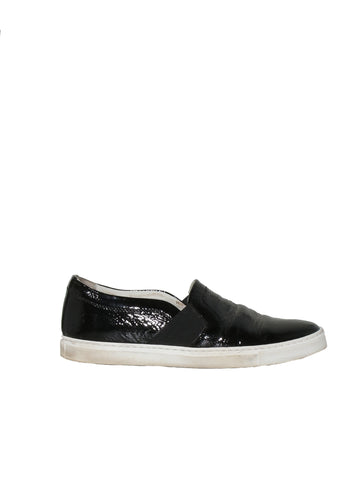 Lanvin Patent Leather Flats