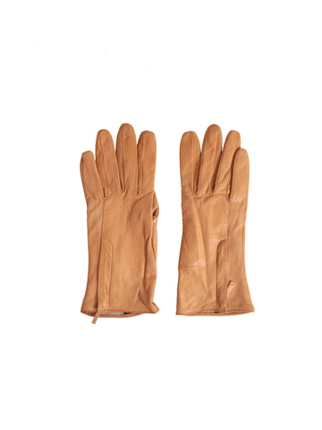 Blumarine Leather Gloves