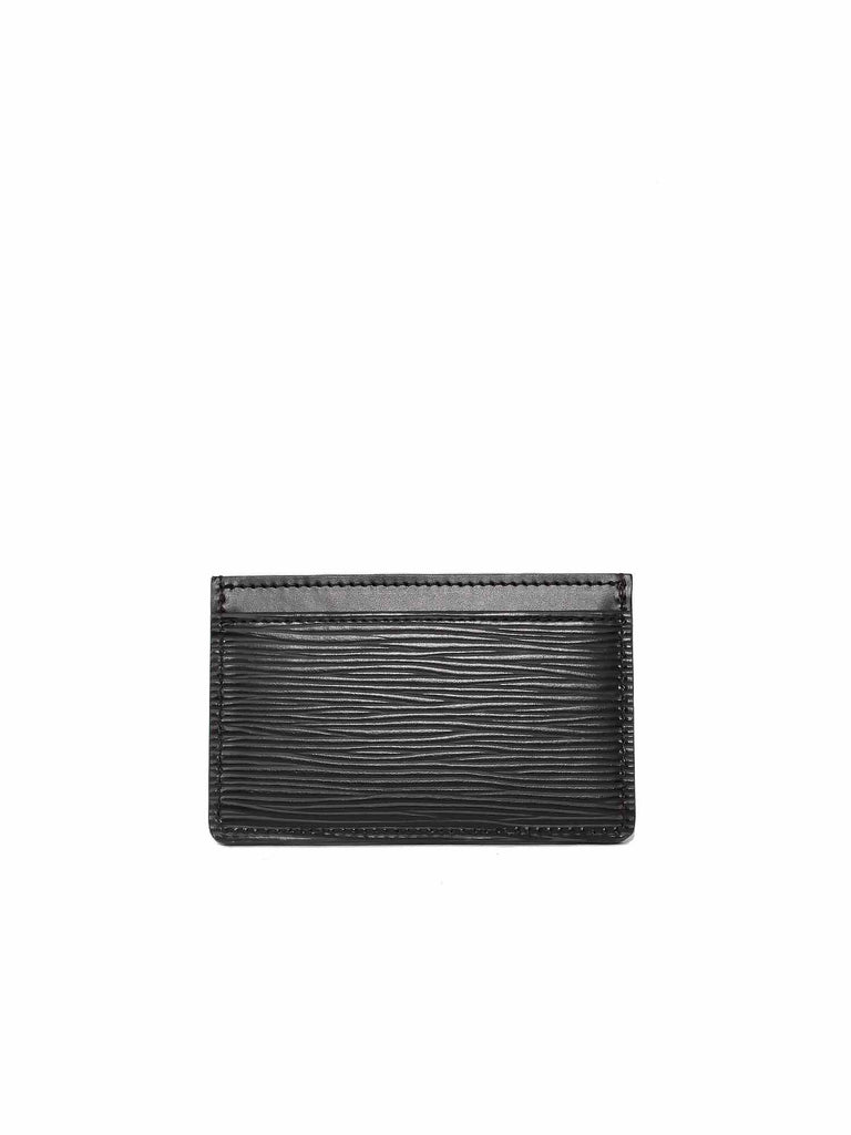 Shop Louis Vuitton Epi Leather Card Holder | Sabrina\'s Closet