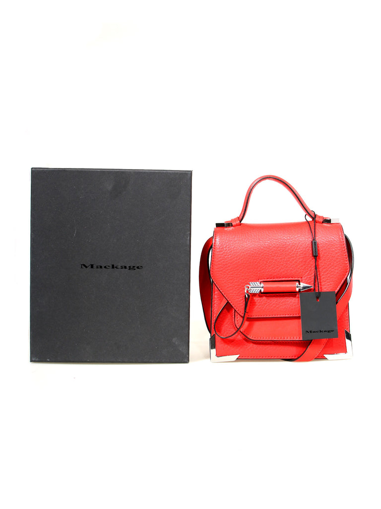 Mackage Rubie S6C Flame Mini Cross Body Bag