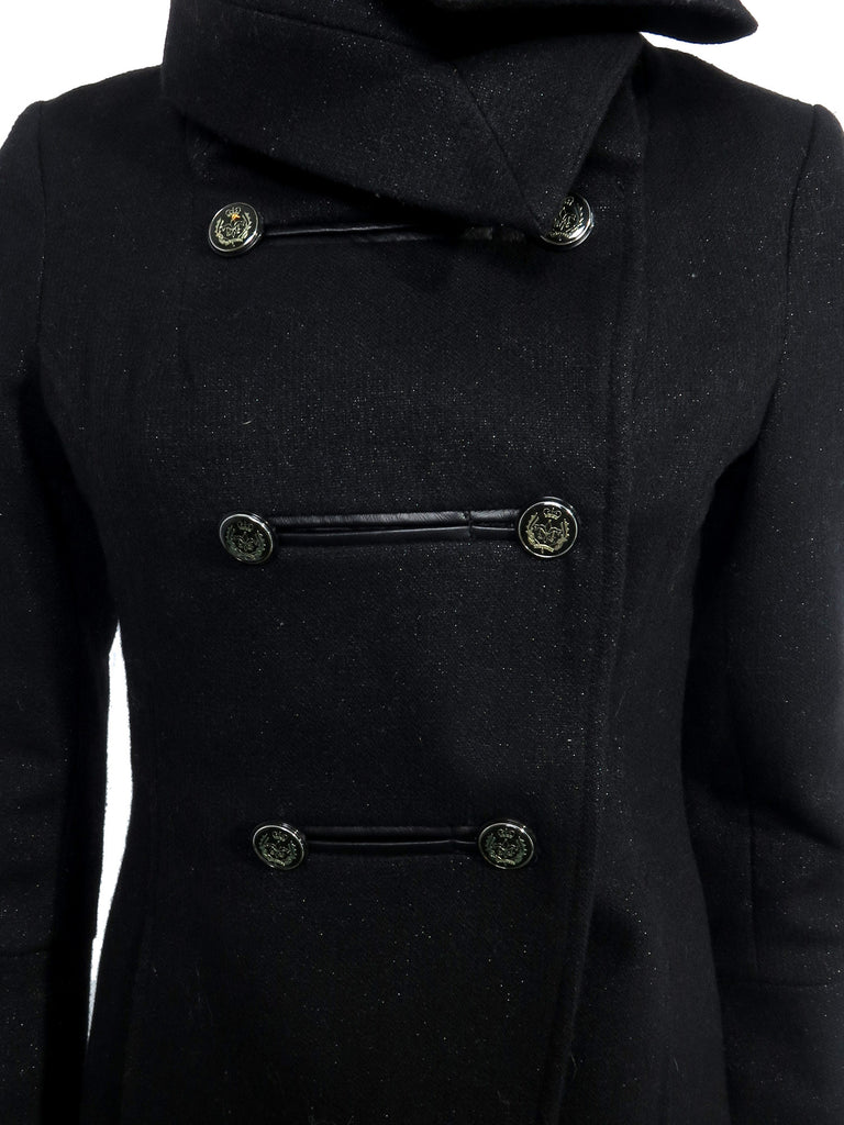 Mackage Shimmer Wool Coat