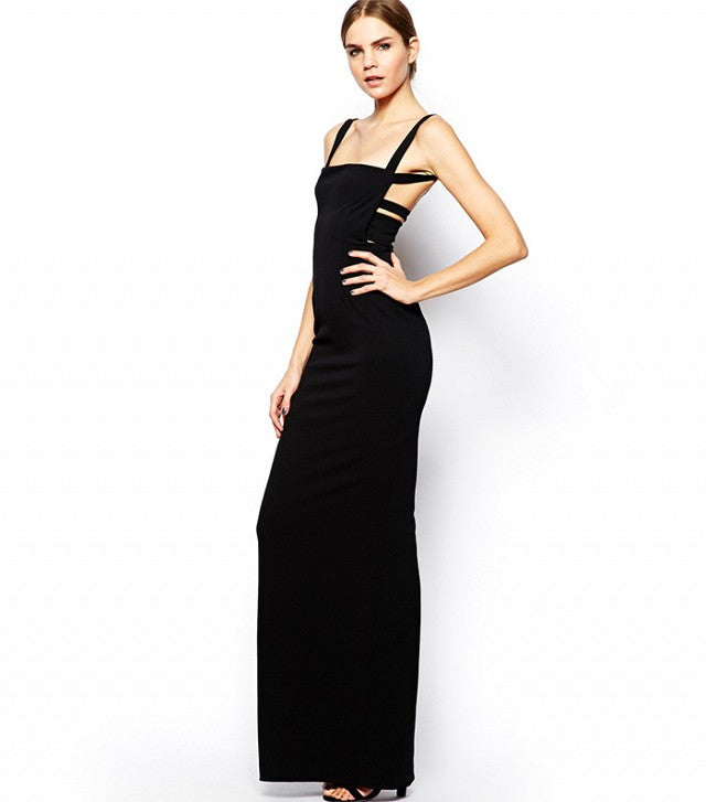 Solace London Crockett Maxi Dress