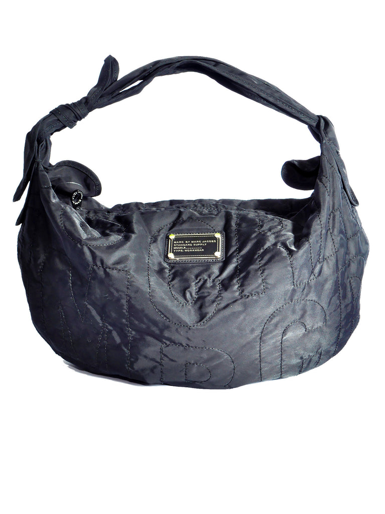 Marc by Marc Jacobs Pretty Nylon Core Little Hobo