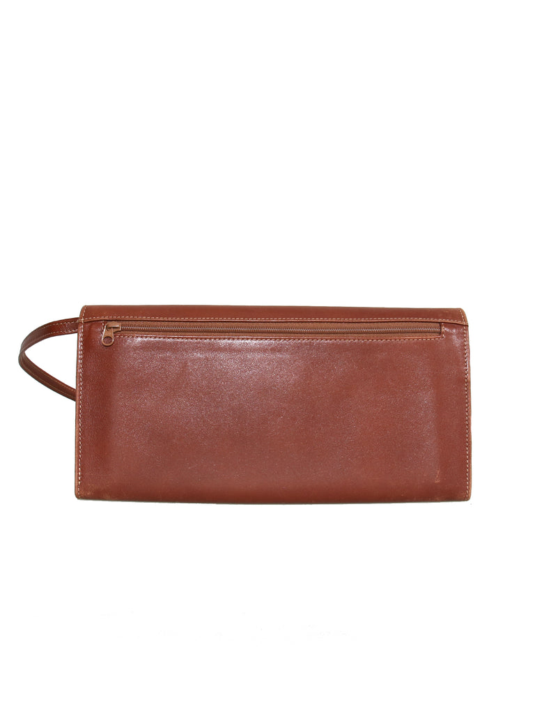 Ghurka Leather Cross Body