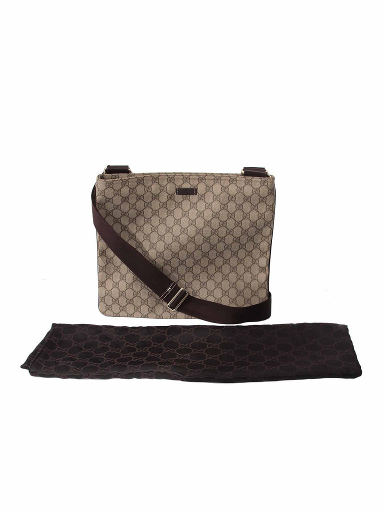 Gucci Monogram Large Messenger