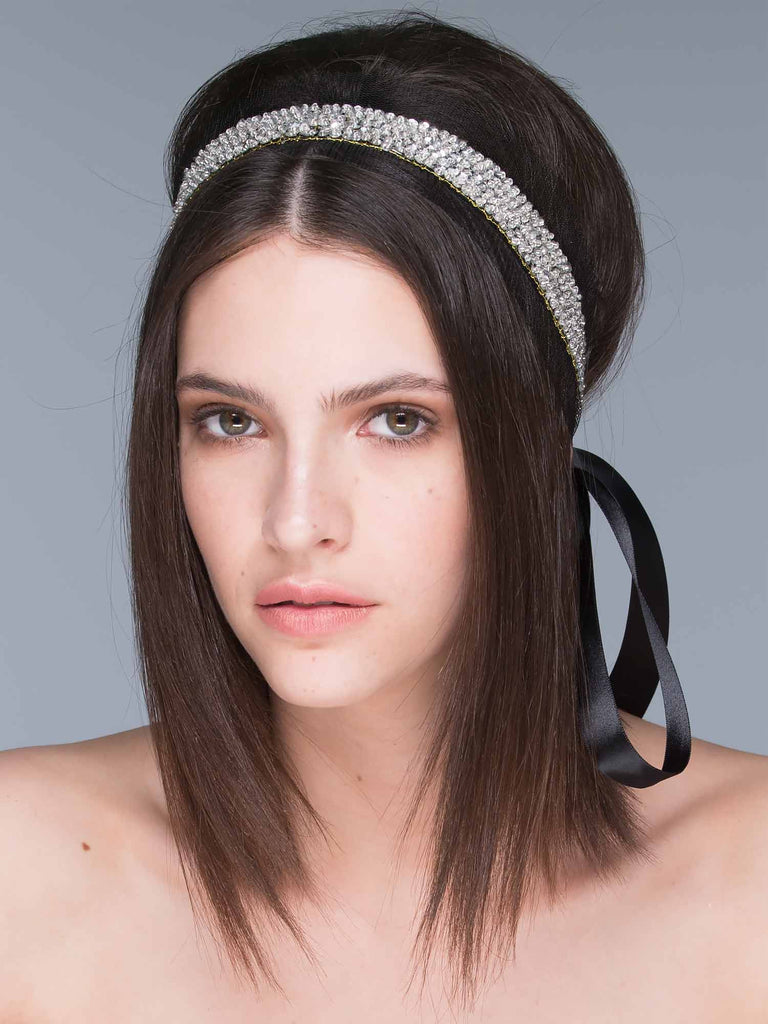 Beau Belle Couture Miriam Headpiece