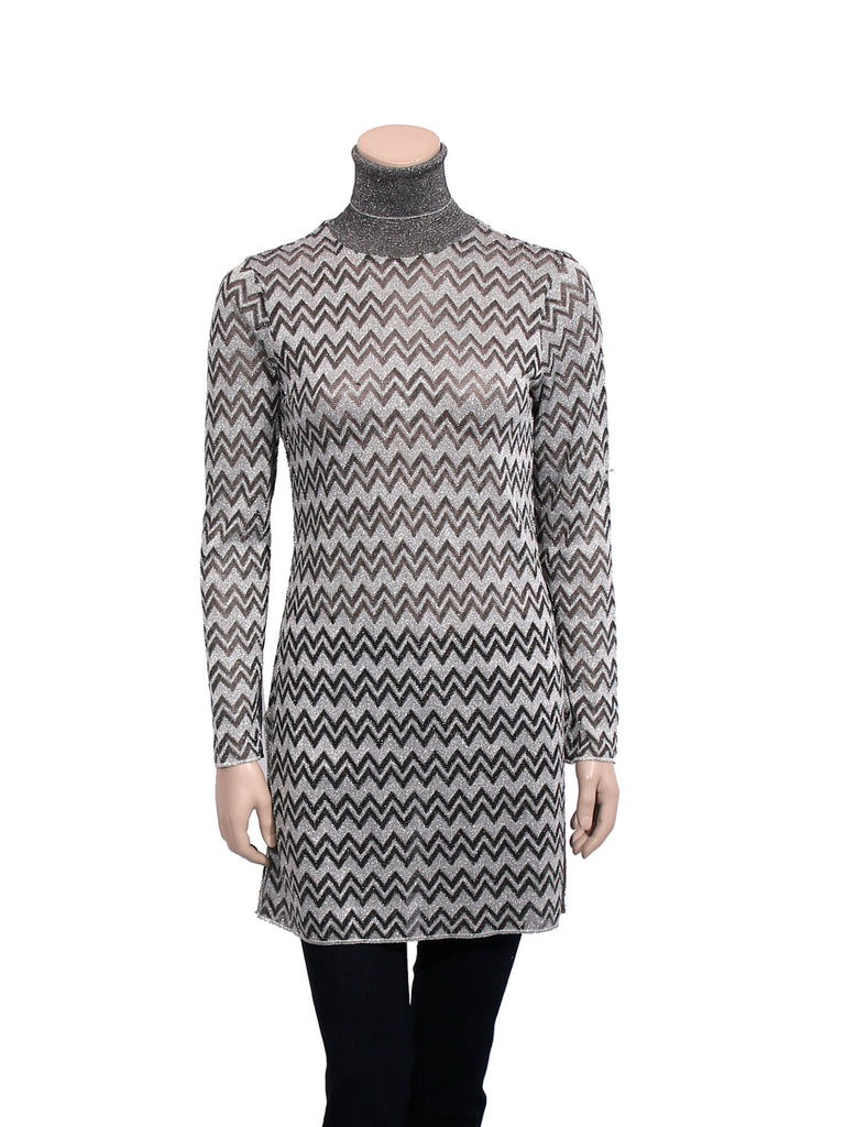 M Missoni Shimmer Knit Tunic