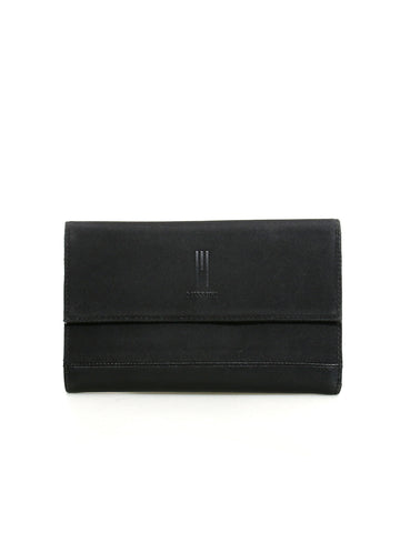 Missoni Nylon and Leather Wallet