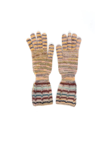 Missoni Wool Knit Gloves